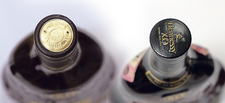 Как проверить алкоголь на подлинность, как отличить от подделки