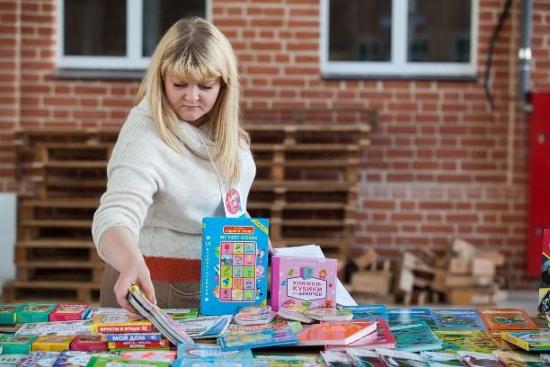 Вцентре Тулы прошло открытие 2-го фестиваля детской книги