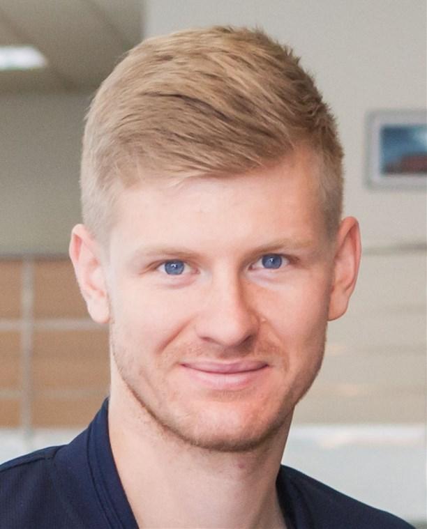 Михаил Левашов, вратарь ПФК «Арсенал»