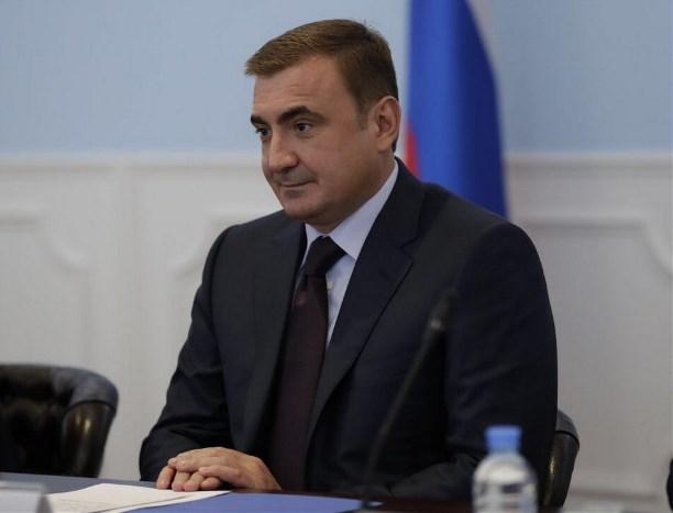 Алексей Дюмин поведал оТульском регионе Послу Индии
