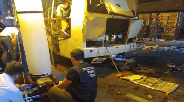 После взрыва в воронежском автобусе транспорт Тулы ждут проверки