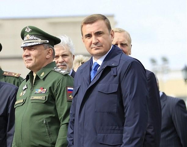 ВТуле установили бюст основателю патронного завода— Фёдору Гилленшмидту