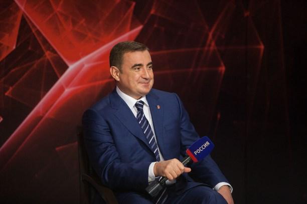 ВТульской области открыто региональное вещание радиостанции «Маяк»