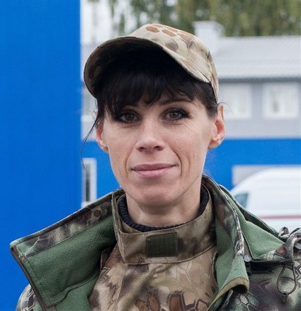 Наталья Жилина