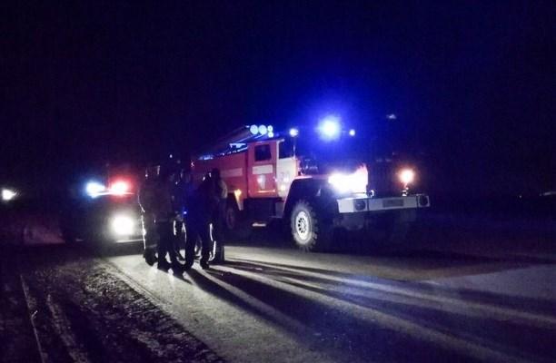 63-летний пешеход скончался на месте происшествия