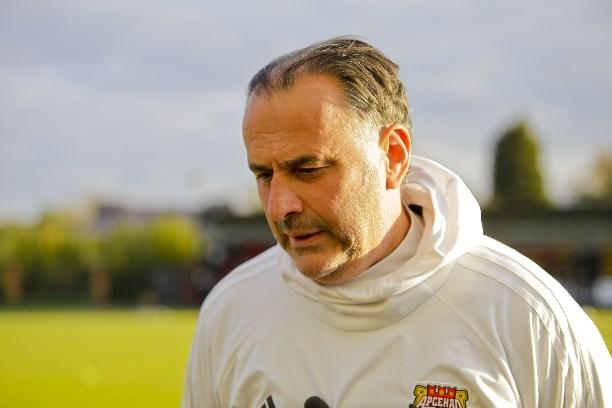 Тульский «Арсенал-м» едва непобедил лидера