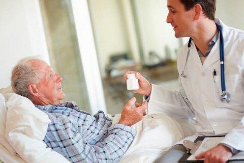 о людях работающих в домах престарелых