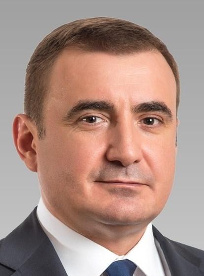 Алексей Дюмин, врио губернатора Тульской области