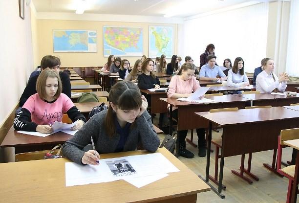 ВКурске стартовал региональный этап всероссийской олимпиады школьников