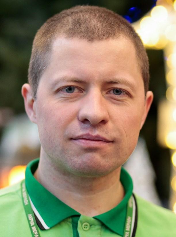Алексей Макаров, менеджер отдела «Леруа Мерлен»