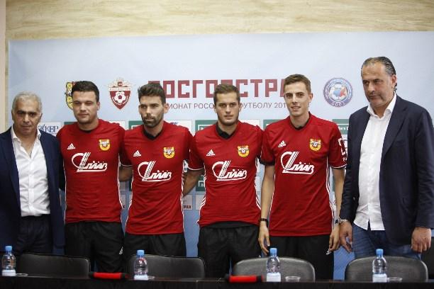 Новый игрок «Арсенала»: Лука Джорджевич