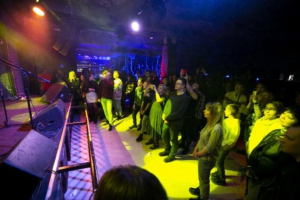 Ночной клуб в туле в тройке ночные клубы туркменистана