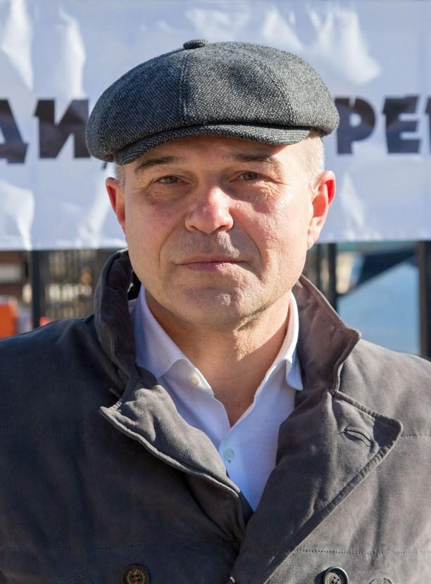Борис Чистяков, собственник фермерского рынка «Привозъ»