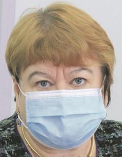 Галина Алешина