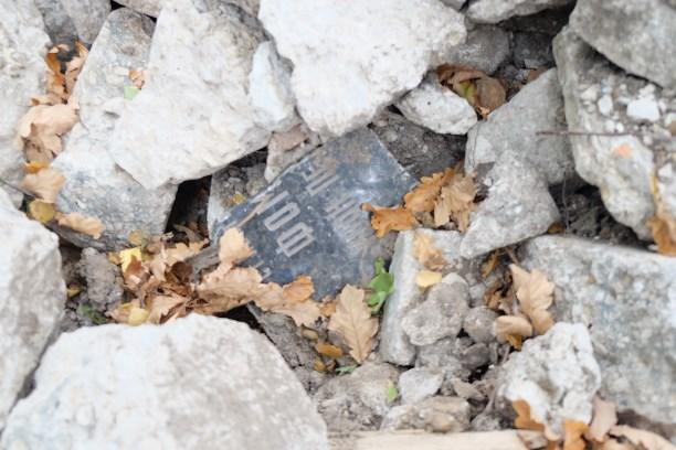 Найденные удороги надгробия военных летчиков «потерял» подрядчик