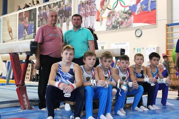 Молодой костромич стал серебряным призёром главенства ЦФО поспортивной гимнастике
