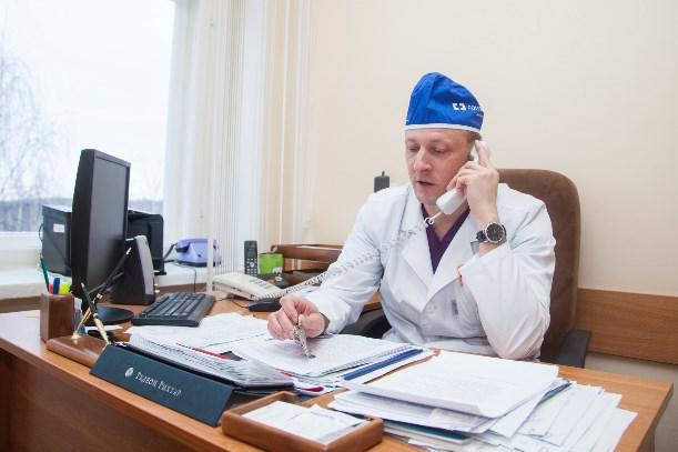Прием врачей оленегорской поликлиники