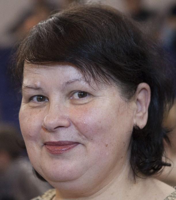 Светлана Лохманюк