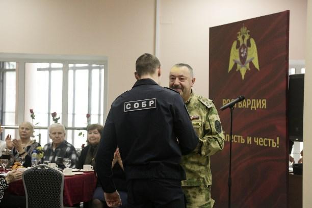 ВЛипецке почтили память погибших наслужбе служащих Росгвардии