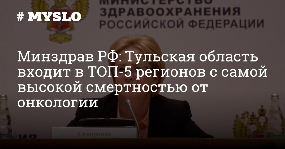 россия занимает первое место по онкологии