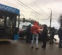 В Туле в ДТП на проспекте Ленина пострадали два человека