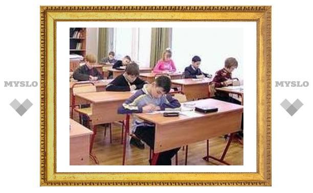 Под Тулой открывают новую школу