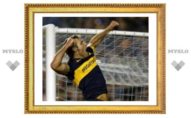 Марадона вызвал в сборную Аргентины 35-летнего форварда