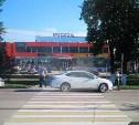 В Новомосковске водитель «Ниссана» сбил двух пешеходов на переходе