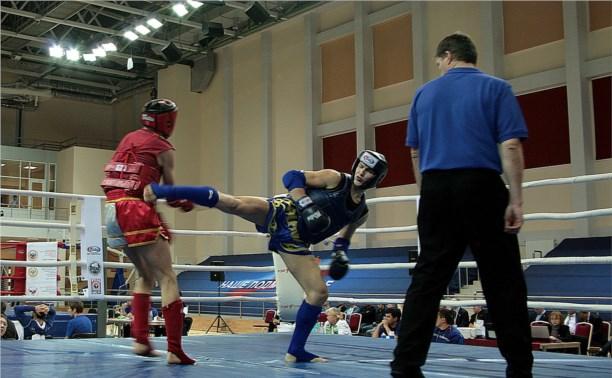 Туляки привезли 4 медали с «Кубка героев» по тайскому боксу