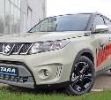 Suzuki Vitara S – для тех, кто любит побыстрее!