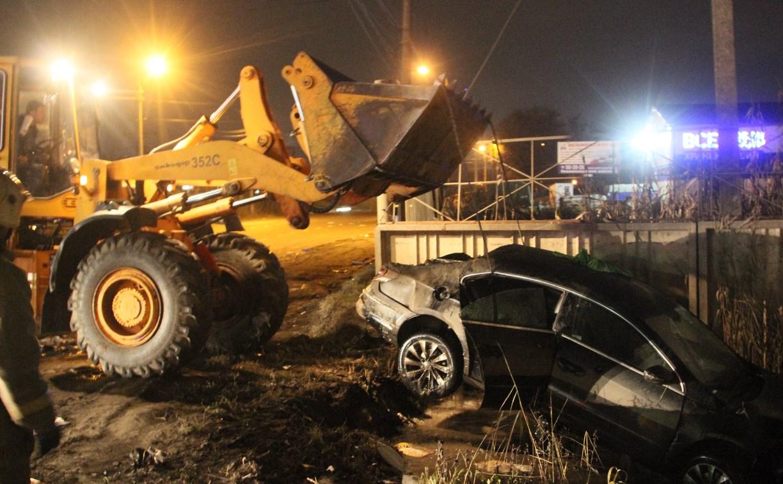 Жуткое ДТП на Рязанской в Туле: подробности аварии