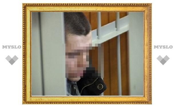 Подсудимый хотел совершить суицид спрятанным во рту лезвием