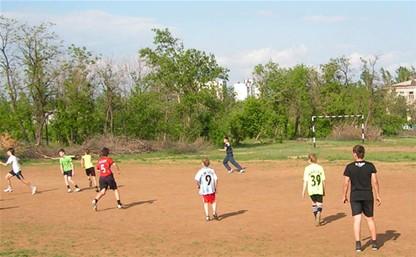 В Тульской области стартовал турнир «Кожаный мяч-2013»