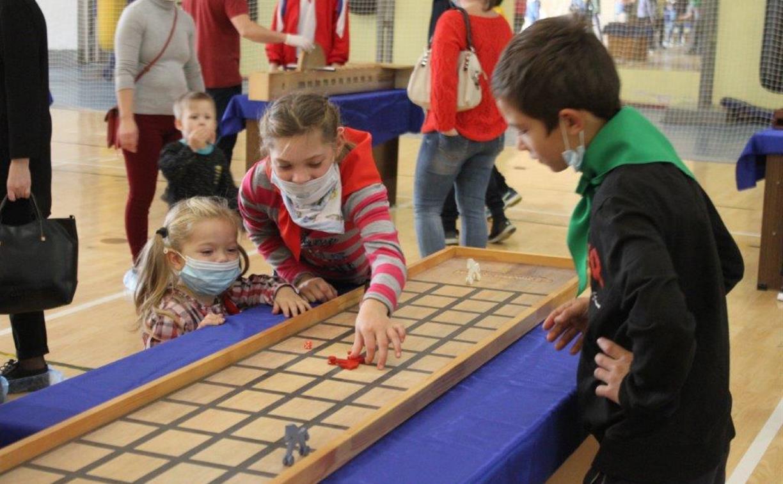 В Туле состоялась детская параспартакиада: фоторепортаж