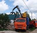 Евгений Авилов прокомментировал снос построек в Плеханово