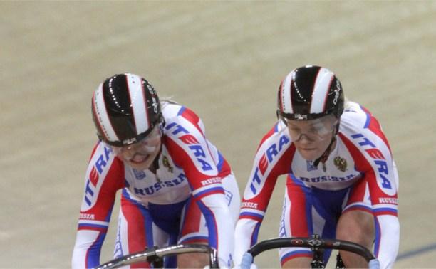 Тульские велосипедистки отличились на чемпионате Европы