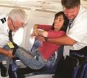 Прокуратура разъясняет: В российских самолетах и аэропортах появится персонал, который будет работать с инвалидами