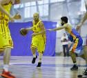 Баскетбольный «Арсенал» вырвал победу в Ставрополе