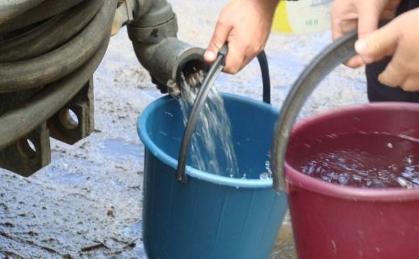 Жителям Пролетарского округа раздадут воду: список адресов