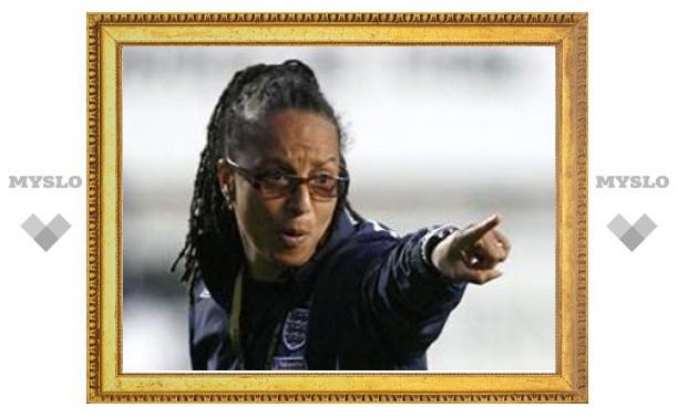 Мужской футбольный клуб впервые может возглавить тренер-женщина
