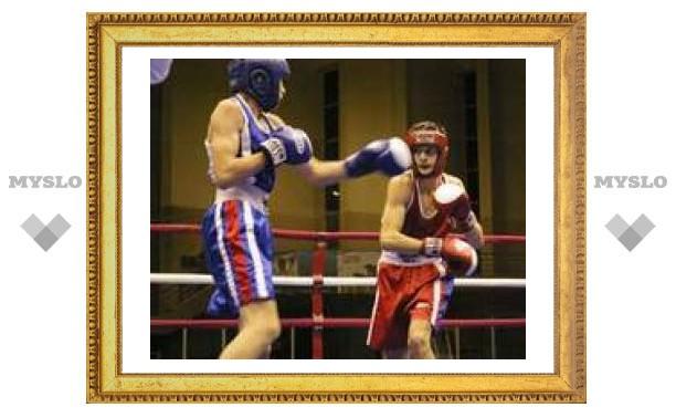 В Туле определят лучшего боксера