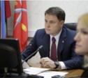Владимир Груздев провёл личный приём туляков