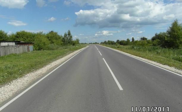 В Богородицком районе в «перевертыше» пострадал молодой человек
