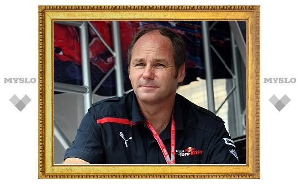 """Герхард Бергер возглавит команду """"Формулы-1"""" Renault"""