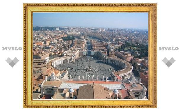 Ватикан будет чеканить вдвое больше монет
