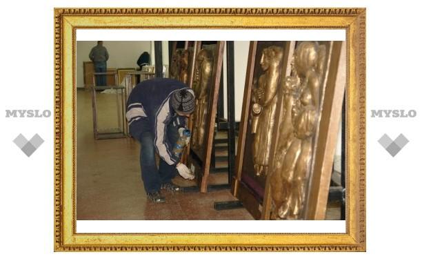 В Тулу прибыла выставка Зураба Церетели