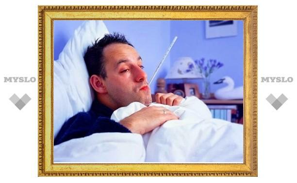 В Туле закончилась эпидемия гриппа
