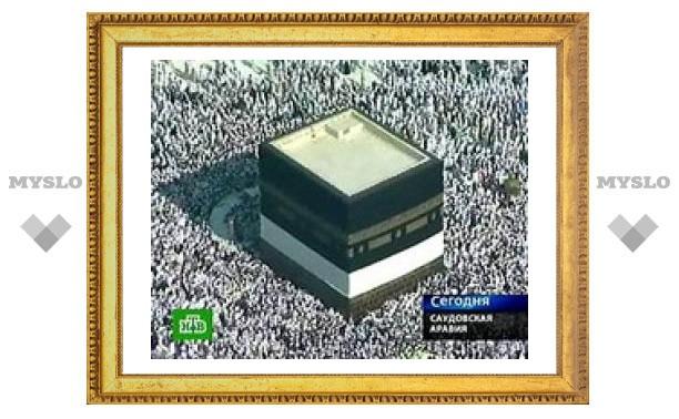 Хадж в Мекку совершили 25838 российских мусульман