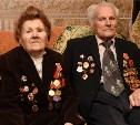 Супруги Савиных отметили 70-летний юбилей со дня свадьбы