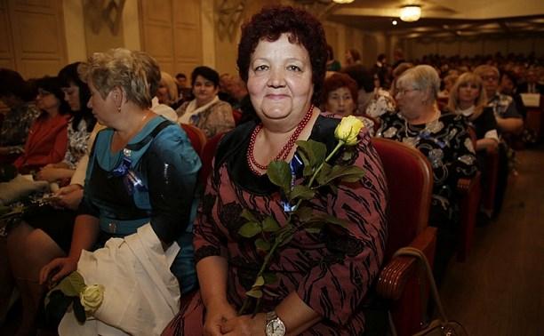 Алексей Дюмин поздравил работников социальной сферы с профессиональным праздником